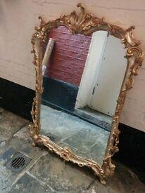 Classic Mirror frame reproduction mid XVIII c. Mirror, Classic mirror, baroque.