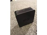Sky hub box