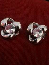 Large Clip on earrings