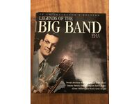 Legends of the Big Band Era-12 CD collection