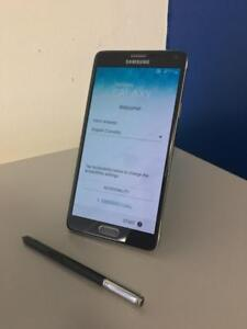 LIQUIDATION SAMSUNG GALAXY NOTE 4 CLEARANCE SALE / 5,7  SCREEN  www,abcotelecom.ca