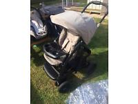 Graco Travel System .. Completely universal multi position... Newborn to infant outfit.. (Offers)