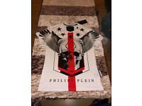 Philipp plein shirt (medium)