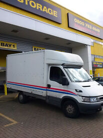 LOW COST MAN AND VAN FROM £15/HOUR