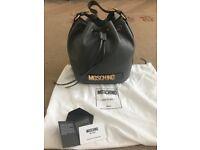 Brand new Moschino bucket bag