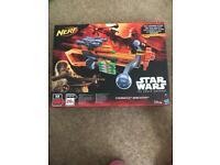 Nerf Star Wars gun - Brand new