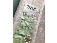 9 x GTEC gypsum plaster coving, 3m length, traditional design
