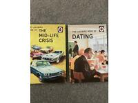 New ladybird books for adults