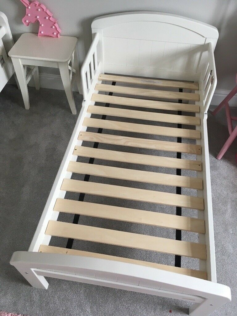 Toddler bed with Mothercare mattress for sale | in Ealing ...