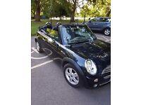 Mini Cooper One Convertable 2006