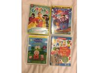 Children's dvds