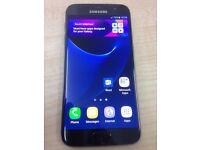 Samsung s7, 32gb Mint Condition Unlocked Black