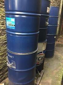 Oil barrels 200 litre