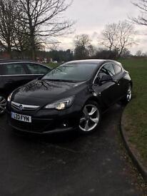 Vauxhall Astra GTC SRi S/S, HUGE SPEC, SAT NAV