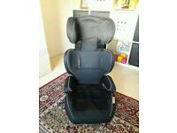 Halfords high back booster seat