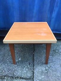 Small retro side table FREE DELIVERY PLYMOUTH AREA