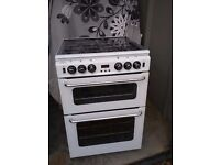 Mains gas cooker 600mm width