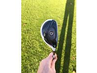 SALE!!! TaylorMade R15 Rescue #3 (19 deg) Stiff. Now Only £49.95!!!