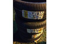 205 40 18 Tyre accelera