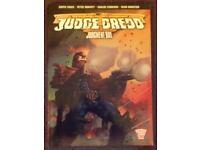 Judge Dredd 'Judgement Day' Softback Graphic Novel (2004)