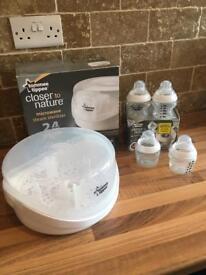 Bargain baby essentials