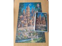 SOME ENCHANTED EVENING - 1000 piece Jigsaw Puzzle by Randal Spangler