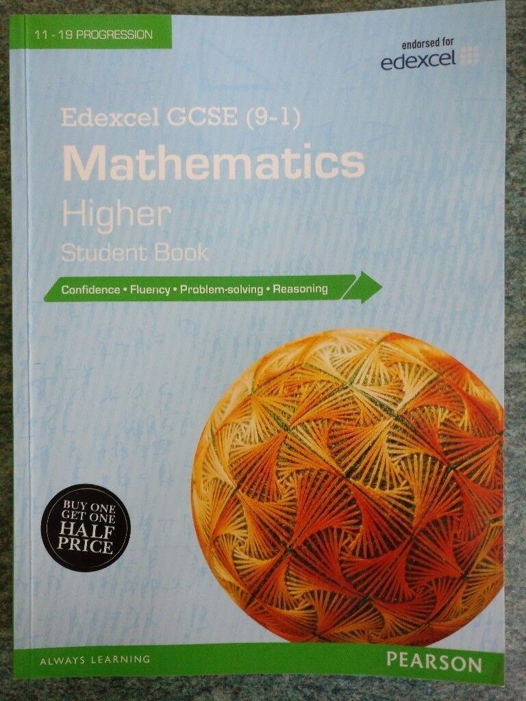 Edexcel GCSE (9-1) Mathematics: Higher Student Book (Edexcel GCSE Maths 2015)
