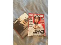 Noel Gallagher collectors merch