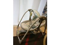 Automatic Baby Rocking Chair (New)