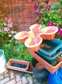 Planters for free
