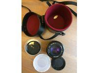 Nikon 50mm 1:1.8 Series-E Lens