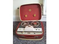 TAPE TO TAPE 1950S WORKING