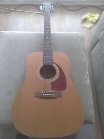 Simon & Patrick Acoustic Guitar in great condition