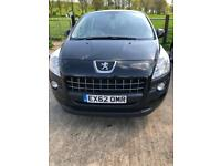 Peugeot 3008 1.6 Crossover Diesel Automatic