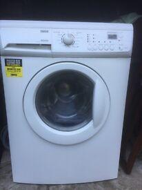 Zanussi ZWH7149P 7Kg Washing Machine with 1400rpm - White