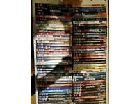 165+ DVDs, Blu-rays and box sets