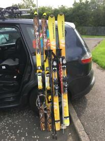 Ski items