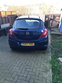 Vauxhall Corsa 1.2 club