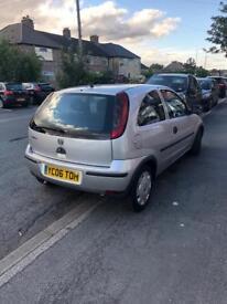 Vauxhall corsa 1.2 life DIESEL