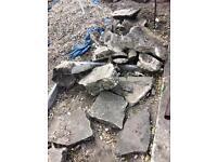 Lots of rubble free