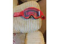 Ds1 motocross goggles!