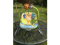 Baby chair/calming vibrating chair