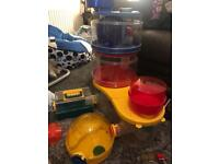 Huge hamster cage bundle