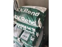 K Rend - Stirling white