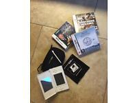 Nintendo DS Lite (White) + Carry Case & 3 Games