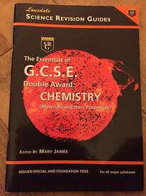 GCSE Double Award: Chemistry Revision Guide