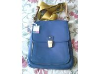 JOULES LEATHER BAG
