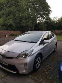 TOYOTA PRIUS 65k mileage, 1 owner, 12 months m.o.t