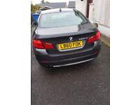 BMW, 5 SERIES, Saloon, 2011, Manual, 1995 (cc), 4 doors