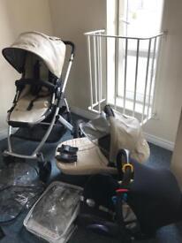 Uppababy travel system/pram/stroller